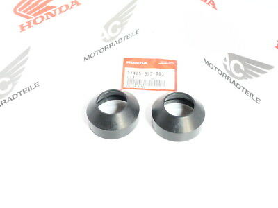 Honda CB 500 T Four K3 front fork dust seal set 2 piece new Genuine