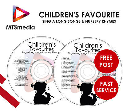 100 Childrens Favourite Sing-along Songs - Young Kids Nursery Rhymes Bo Old mac