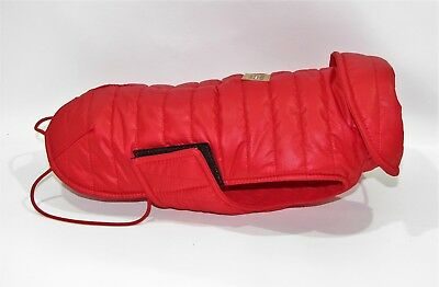 Cappotto per cani in trapunta impermeabile Rich Dog MADE IN ITALY