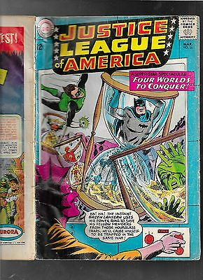 Justice League of America 26 1964 good 2.0  NO STOCK PICTURES free SHIP USA