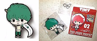Magic Knight Rayearth TINY Rubber Strap 02 Ferio Fragments CLAMP Licensed New