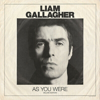 Liam Gallagher : As You Were CD Deluxe  Album (2017) FREE Shipping, Save £s