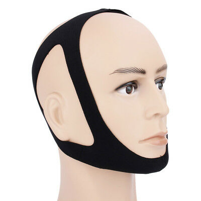 Unisex Stop Snoring Chin Strap Adjustable Snore Belt Anti Apnea Jaw Solution