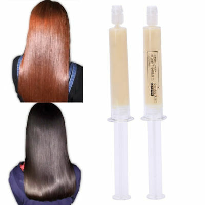 2pcs Dry Damaged maintenance Keratin Repair Treatment Moisturizing Hair Mask
