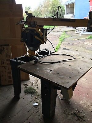 Dewalt DW 728 Radial Arm Saw
