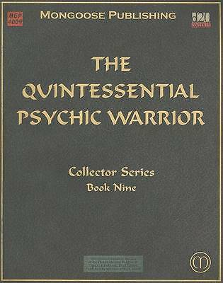 The Quintessential Psychic Warrior-ExLibrary