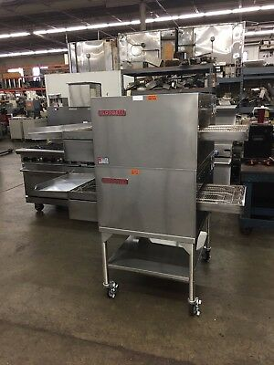 """Blodgett MT1828E - Double-Stack Electric Conveyor Oven - 18"""" Belt, 28"""" Tunnel"""