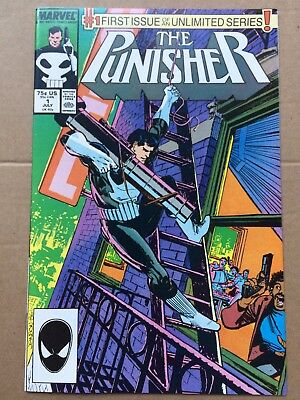 The Punisher Vol. 2, #1 *NICE BOOK* NEW NETFLIX SHOW