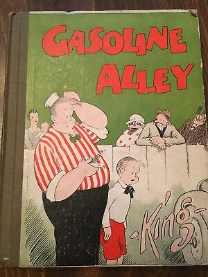 Gasoline Alley By Frank King (1929) 1st edition
