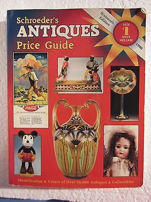Schroeder's Antique's Price Guide Sixteenth Edition Great reference Lots of info