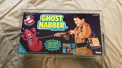 Vintage Kenner 1984 The Real Ghostbusters Ghost Nabber AFA 80