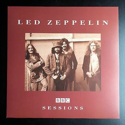 led zeppelin bbc sessions lp 1st pressing oop rare page robert plant rsd new picclick ca. Black Bedroom Furniture Sets. Home Design Ideas