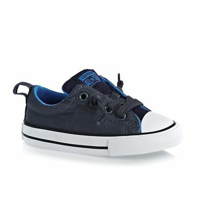 Converse Trainers - Converse Chuck Taylor All Star Street Slip Infant Shoes