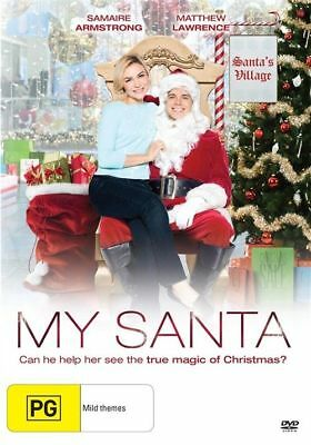 My Santa DVD NEW (Region 4 Australia)