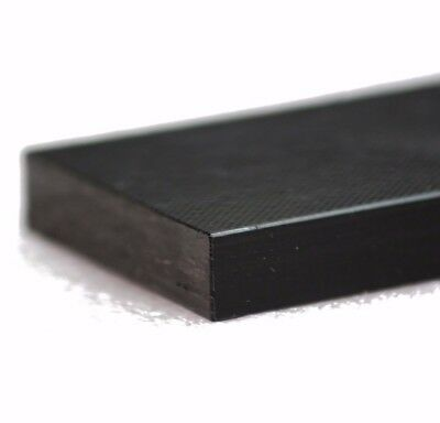 Nylon 6 Plastic Sheet Block Plate | All Sizes | Black