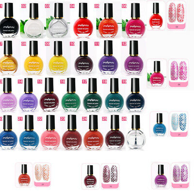 10ML UV Gel Nail Polish Nail Art Stamping Polish Painting Varnish Manicure DIY