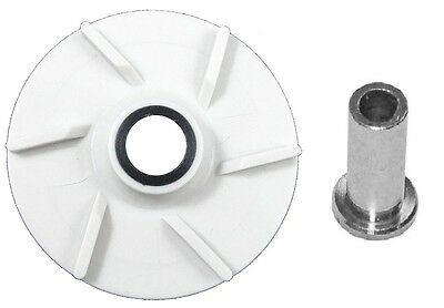 Crathco Impeller & Bearing Sleeve Replaces Crathco 3587 & Crathco 3220