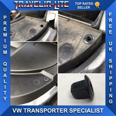 VW T5 T5.1 Transporter Battery Cover Fixing Clip Brand New