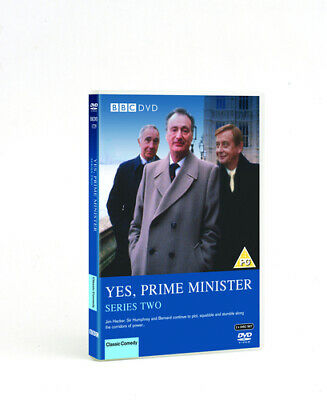 Yes, Prime Minister: The Complete Series 2 DVD (2005) Paul Eddington