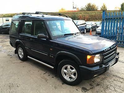 2000 Land Rover Discovery 2 2.5 TD5 GS 5dr (7 Seats)