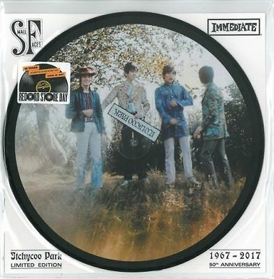 SMALL FACES Itchycoo Park Vinyl 10 Inch Immediate IM 1967 2017 Picture Disc