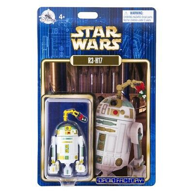 Disney Parks Star Wars R3-H17 Holiday Christmas Droid Factory New with Box