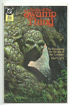 (1986 Series) Dc Comics Roots Of The Swamp Thing Set #1-5 - Nm