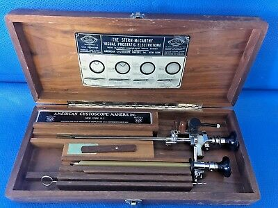 ACMI American Cystoscope Makers Inc. Stern-McCarthy Visual Prostatic Electrotome