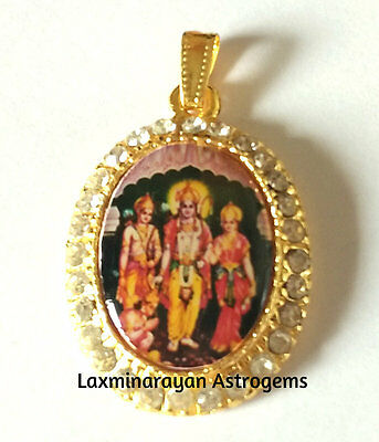 Ram Darbar Pendent Symbol Of Unity Love & Respect In Family Beautiful Pendent