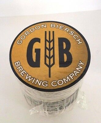 Gordon Biersch Brewing Company Beer Coasters ~ Sealed pack of 100~Excellent