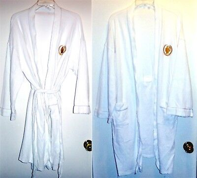 Caesars Palace Las Vegas Bath Robe Size Large - EXCELLENT