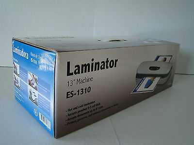 Royal Sovereign Photo and Document Laminator 13 Inches ES-1310