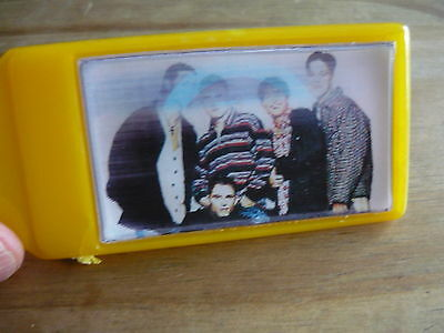 Take That - Vintage Smash Hits 3D Keyring