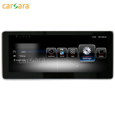 """10.25"""" touch screen Android GPS Navigation for Benz CLA/GLA/A Class 13-15"""