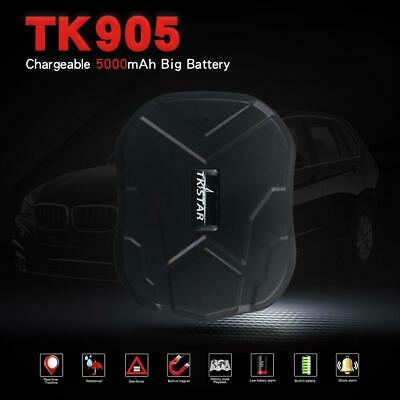Vehicle GPS Tracker TKSTAR TK905 realtime hidden location 5000mAh Battery,No box