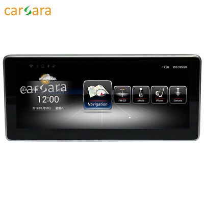 """10.25"""" touch screen Android GPS Navigation for Benz C Class GLC Class 15-17"""