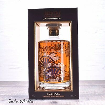 Hibiki Japanese Harmony Master's Select Limited Edition Japanese Whisky 700ml