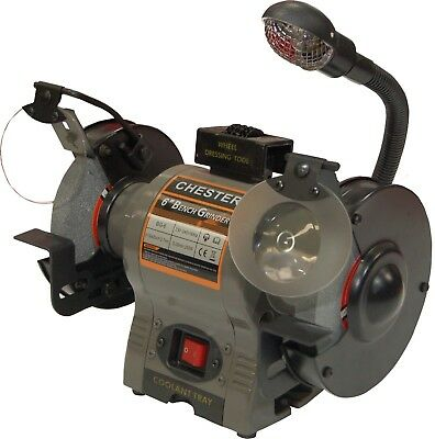 "Brand New 6"" Bench Grinder Chester"