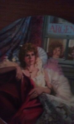 """"""" Annie and Miss Hannigan"""" Sixth Issue Knowles Collection MIB COA"""