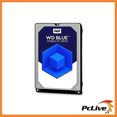 "Western Digital WD Blue 500GB Laptop Hard Disk Drive 2.5"" SATA III PS4 HDD 7mm"