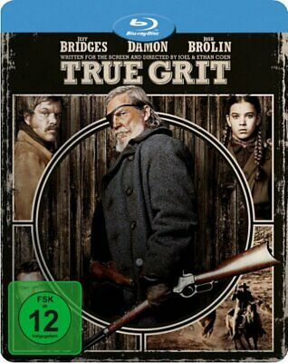 True Grit - Action Line - Steel Novobox Edition # BLU-RAY-NEU