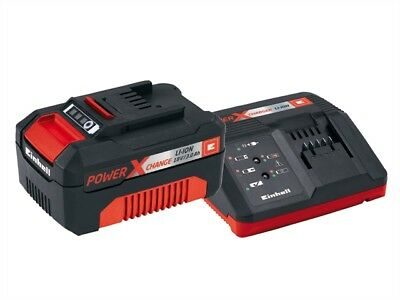 Einhell Power X Change Battery Charger Starter Kit 18 Volt 1 x 3.0Ah Li-Ion 18v