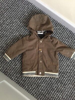 *Next* Baby Boy Coat Jacket 3-6 6-9