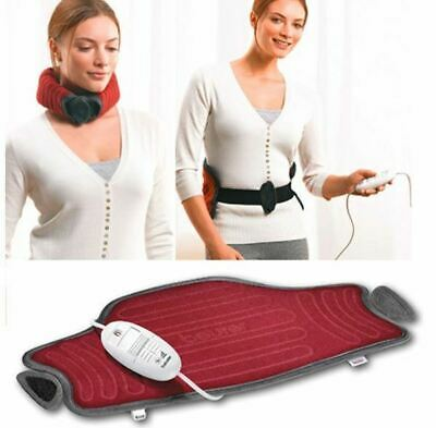 Beurer Easy Fix Washable Heating Pad Belt Pain Relief for Stomach Back Neck HK55