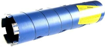 "2-1/2"" Dry Diamond Core Drill Bit for Concrete Masonry 5/8""-11 Threads"