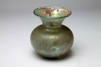 Large Ancient Roman Glass Vessel c.1st-2nd Century AD.