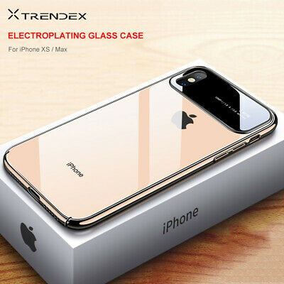 Luxury Shockproof Hard Bumper Carbon Fiber Case Cover For iPhone X 7 8 Plus S001