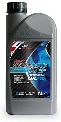 Brand  New  Kerax  Hyperdrive  KX+  Hydraulic Oil 46  -  1 L