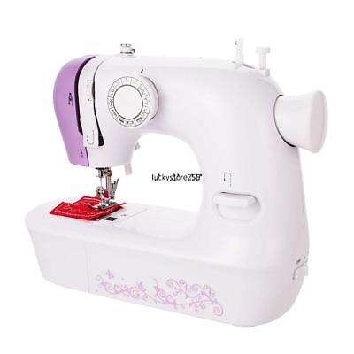 New Household Double-Thread Electric Mini Multifunction Sewing Machine USA
