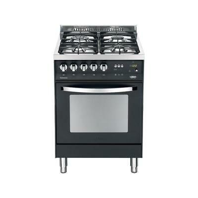 Lofra Cucina Combinata Rainbow Cookers PNM66MFT/C 60 cm Nero Matt